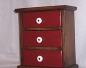 Cabinet with 3 Drawers (FREE SHIPPING USA Only)