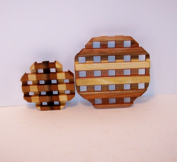 TRIVETS - Set of 2