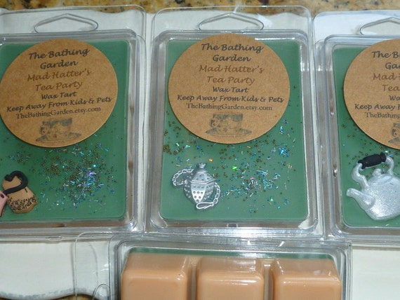 Mad Hatter's Tea Party Wax Tart