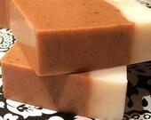 Pumpkin Pie Handmade Goat's Milk Soap
