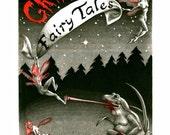 Etching - Grim Fairy Tales