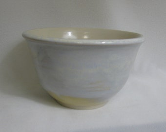 Small Bowl with Tan Crystalline Glaze RKC11
