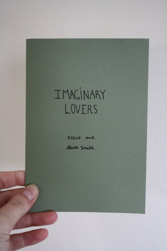 Imaginary Lovers - Issue one