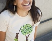 URBAN FORAGE TSHIRT For folks who live in a city and eat locally