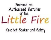 Unlimited License Agreement Little Fire Crochet Soaker