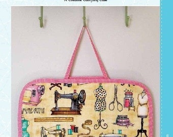 Sewing Pattern - Eileen Carrying Case