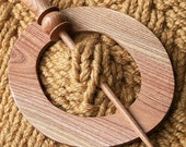 Shawl Pin - Surina Wood Scarf Clasp for Knit and Crocheted Shawls and Scarves - Different Shapes available