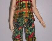 OOAK summer fashion set for MSD BJD Boys