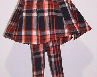 OOAK fashion set for 60cm Super dollfie BJD girls