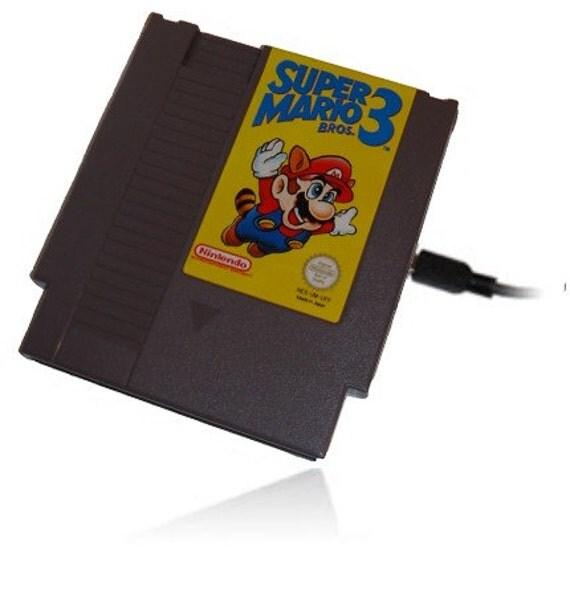 Nes Box - Super Mario Bros. 3
