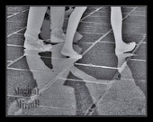 "Ghost Walkers Fine Art Giclee Print 16 x 20"""