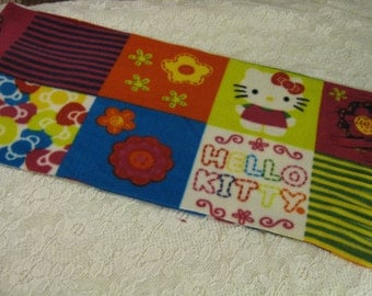 450+ Scarf Print Selection! Only at SylMarCreations!  Hello Kitty Winter Fleece Scarf