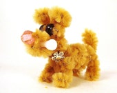 Maisy, the Terrier  - Pipe Cleaner Pet
