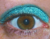 MERMAID Eyeshadow - Bright Turquoise Blue - Loose Mineral Makeup - Vegan Friendly - 5g Jar