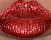 HEAT Moisturizing Lip Gloss - Highly Pigmented. Applies Smooth and Creamy, Moisturizes - Vegan Friendly