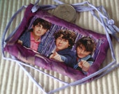 PIF - The Jonas Brothers Clay Necklace in Purple - PIF Pay It Forward