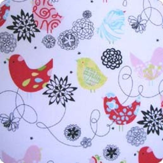 Starling fabric - Natural - Alexander Henry - 10 inches