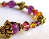 The Queen's Colors bracelet