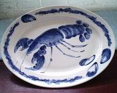 Lobster serving platter