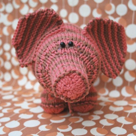Georgia Peach- Ellie the Elephant