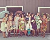vintage inspired tea dresses for your wedding