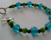 Colors of the Sea - Bracelet