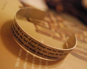 Doctor Who - The Way I See It Bracelet