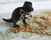 Fierce T-Rex Necklace/Godzilla Necklace