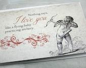 Sarcastic Valentine's Day Card