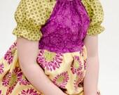 Sonoma Peasant Dress