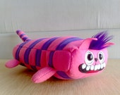Alice in wonderland - The Cheshire mohawk Cat