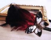 Phoebe - Feather Headband
