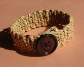Save a Bag Plarn Bracelet