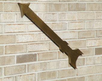 Geekery Arrow Sign, wood wall arrow, Geek Arrow, Nerd Arrow, geek arrow décor, Nerdy Arrow