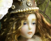 On Hold For Natalie  **Final Payment**  Princess Sarette and her Fairy Attendant  by Marcie Hart - A Work Of Hart