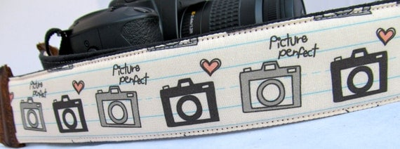 Funky Camera Straps--DSLR Camera --Oh Snap:/ Fun and Funky Camera Strap