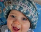 French Elfish Magic Toddler Ski Hat Pattern PDF