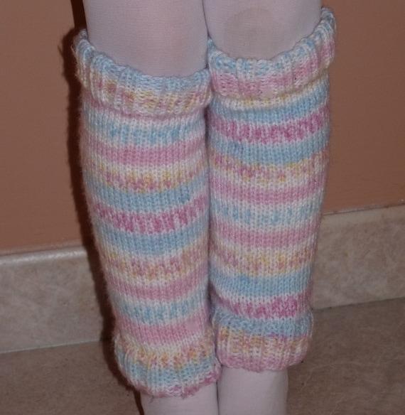 Toddler Ballerina Leg Warmers Knitting Pattern PDF From MadameSegneri On Etsy Studio