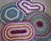 rag rug CUSTOM MADE(a)