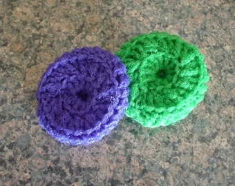 Eco-Friendly Amazing Nylon Scrubbies (a)
