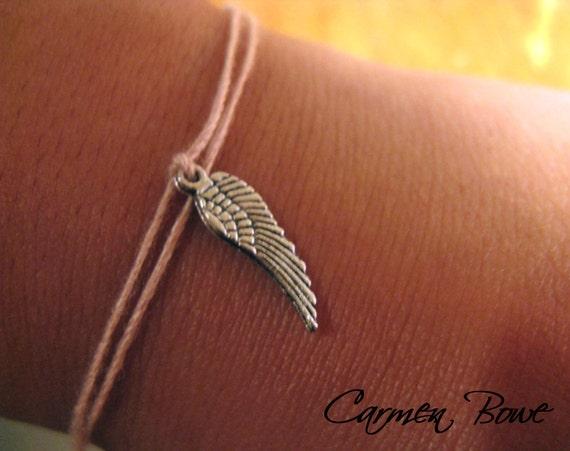 Dream it, Wish it, Wear it Bracelet/Anklet by Carmen Bowe