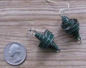 Tin Coil Earrings