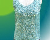 Vintage Sequined Top 50% Off Sale