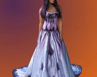 French Quarter Voodoo Queen Gown