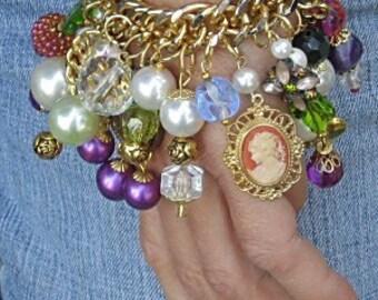 Love Spell Charm Bracelet Gypsys Jewels
