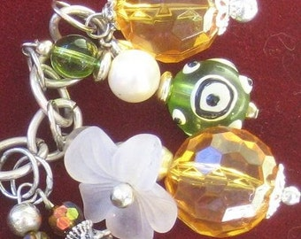 Fairy Magic Charm Bracelet from Gypsys Jewels