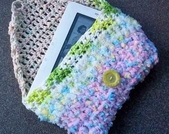 Baby Blanket Crochet Kindle Kozy--for Kindle, Nook or other e-book reader