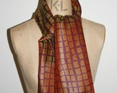 SALE - blocks scarf
