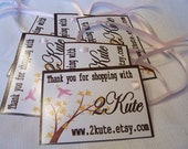 Promotional Tags - 2Kute