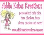 Custom Order for Addie Kakes Kreations